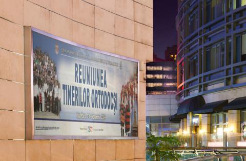 banner reuniunea nationala a tinerilor ortodocsi
