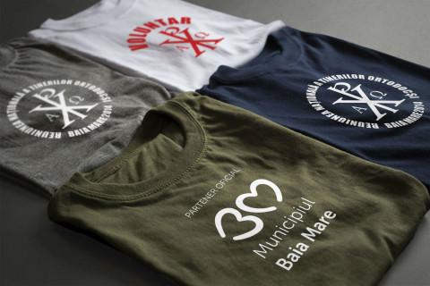 tricouri reuniunea nationala a tinerilor ortodocsi